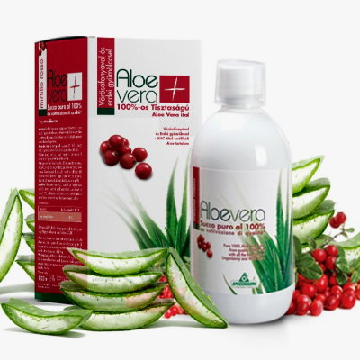 Aloe vera készítmények